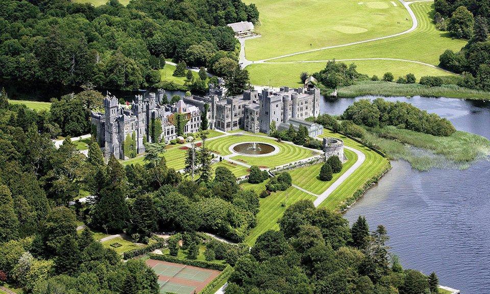 Castle Hotel Ireland: Ashford Castle