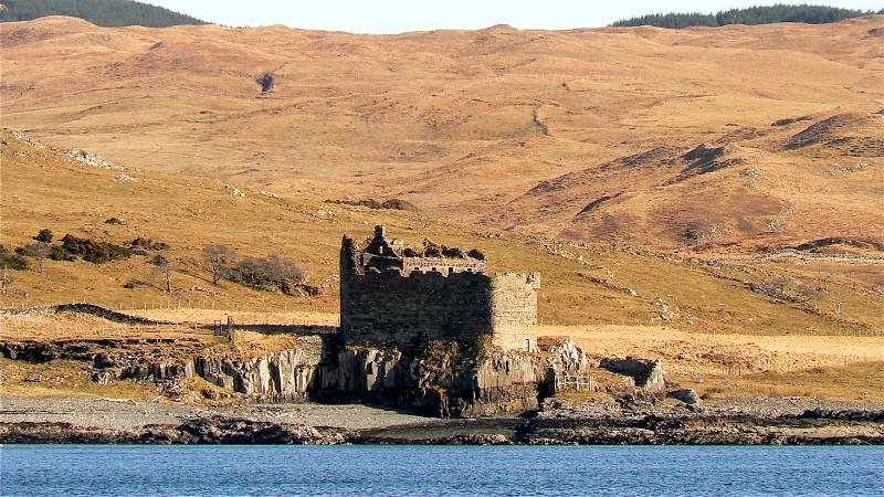 mingary-castle-hotel