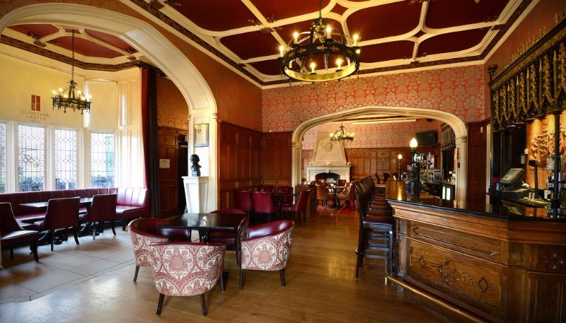 4 Star Luxury Castle Hotel Near Dublin City Centre Clontarf Castle