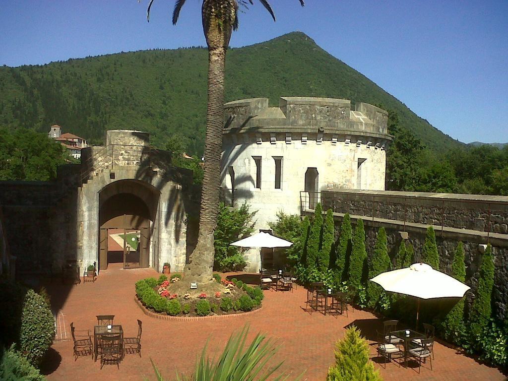 Luxury Castle Hotel B U0026B Near Bilbao Castillo De Arteaga